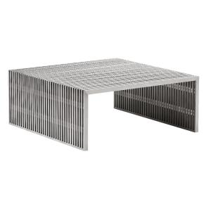 Novel - 39 Inch Square Coffee Table