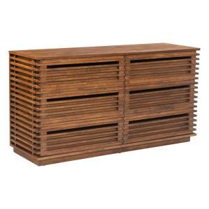 Linea - 59 Inch Double Dresser