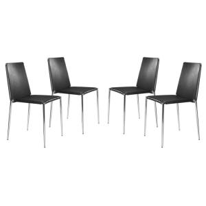 Alex - 33.5 Inch Dining Chair (Set Of 4)