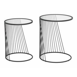Shine - 20.9 Inch Nesting Tables Set