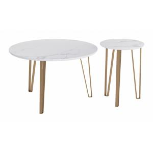 Caen - 31.5 Inch Accent Table Set