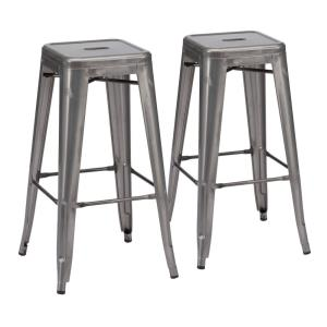 Marius - 29.3 Inch Barstool (Set Of 2)