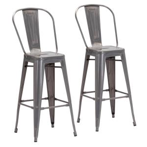 Elio - 46 Inch Bar Chair (Set Of 2)