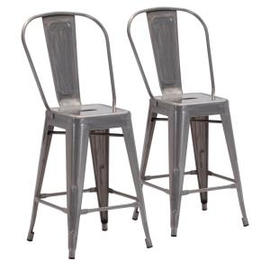 Elio - 40 Inch Counter Chair (Set Of 2)