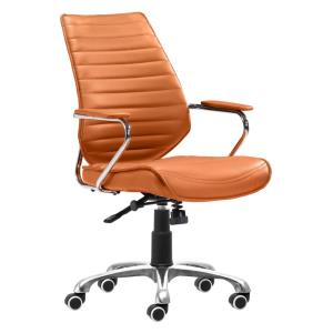Enterprise - 37.5 Inch Low Back Office Chair