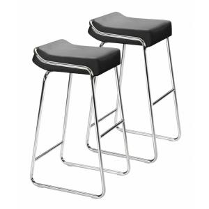 Wedge - 33 Inch Barstool (Set Of 2)