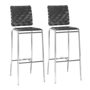 Criss Cross - 41 Inch Bar Chair Criss Cross - 41 Inch Bar Chair (Set Of 2)