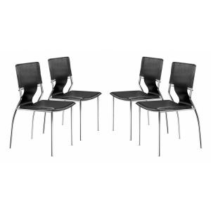 "Trafico - 33"" Dining Chair Trafico - 33"" Dining Chair (Set Of 4)"