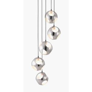 Meteor Shower - Five Light Pendant
