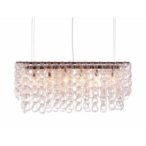 Jet Stream - 6 Light Pendant