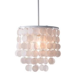 Shell - One Light Pendant