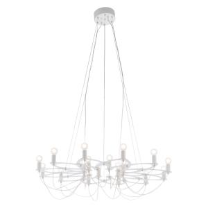 Scala - Eighteen Light Pendant