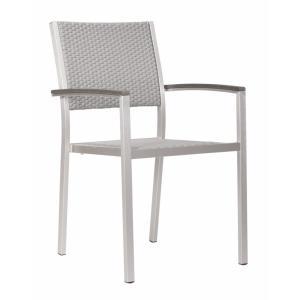Metropolitan - 34.9 Inch Dining Arm Chair Metropolitan - 34.9 Inch Dining Arm Chair (Set Of 2)