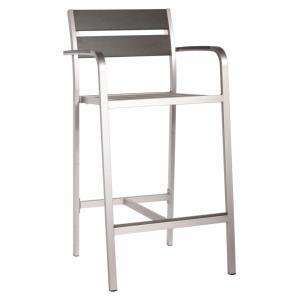 Megapolis - 44 Inch Bar Arm Chair Megapolis - 44 Inch Bar Arm Chair (Set Of 2)