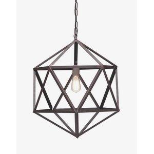 Amethyst - One Light Pendant