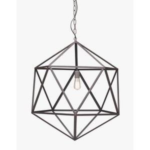 "Amethyst - 35"" One Light Pendant"