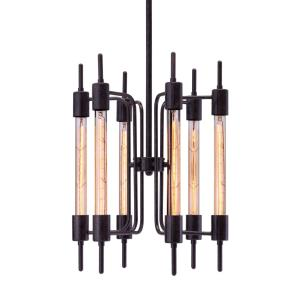 Gisborne - Six Light Pendant