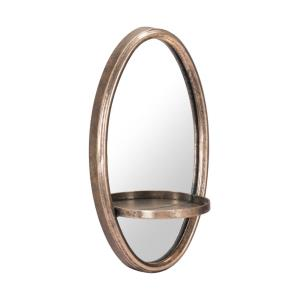 Ogee - 12.8 Inch Mirror and Shelf