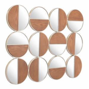 Cycle - 36 Inch Round Mirror