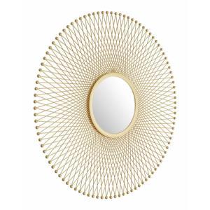 Glow - 35 Inch Round Mirror